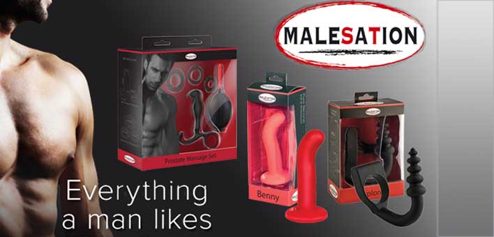 Malestation sex toys for men