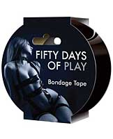 Fifty Days Of Play Bondage Tape
