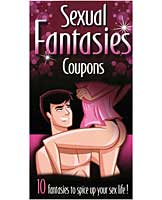 Sexual Fantasies Coupons