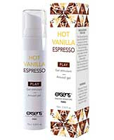 EXSENS of Paris Arousal Gel - 15 ml Hot Vanilla Espresso