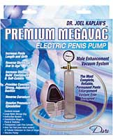 Dr. Joel Kaplan Electric Male Enlargement Pump System