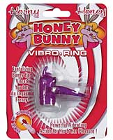 Horny Honey Bunny - Purple
