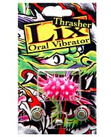 Lix-Thrasher Oral Vibrator Tongue Ring-Asst Colors