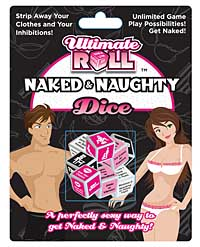 Ultimate Roll Naked and Naughty Dice