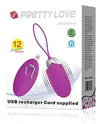 Pretty Love Jessica - 12 Function Fuchsia