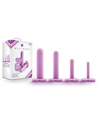 Blush Wellness Dilator Kit - Purple
