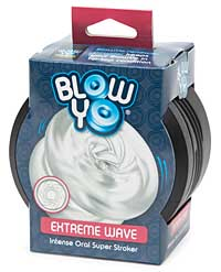BlowYo Extreme Wave Stroker
