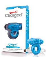 Screaming O Charged OWow Vooom Mini Vibe - Blue