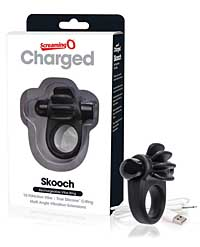 Screaming O Charged Skooch - Black