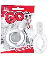 Screaming O GO Vibe Ring - Clear