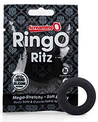 Screaming O RingO Ritz - Black