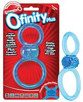 Screaming O Ofinity Plus - Blue