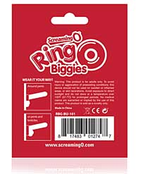 Screaming O RingO Biggies - Blue