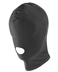 Spartacus Spandex Hood w/Open Mouth