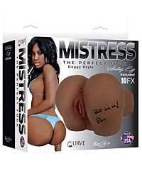 Curve Novelties Mistress BioSkin Paris Vibrating Butt Doggie Sty