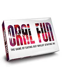 Oral Fun The Game of Eating Out Whilst Staying In