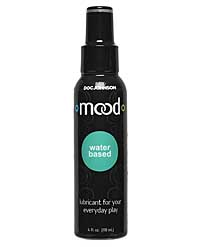 Mood Lube Water Based - 4 oz