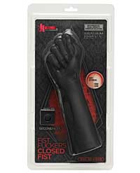 Kink Fist Fuckers Closed Fist Secondskin Dual Density Silicone -
