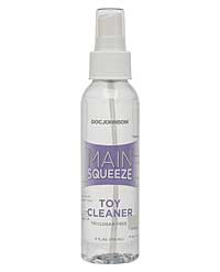 Main Squeeze Toy Cleaner - 4 oz