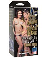Kittens and Cougars Dani Daniels Pussy and Cherie De Ville Ass