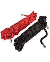 Fifty Shades of Grey Restrain Me Bondage Rope Twin Pack