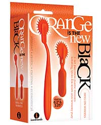 The 9's Orange is the New Black Hell On Wheels 2pc Wartenberg Wh