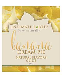 Intimate Earth Banana Cream Pie Oil Foil - 3ml