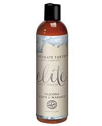 IntImate Earth Elite Shiitake Silicone Glide - 120ml