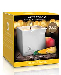 Afterglow Massage Candle - Mystic Mango