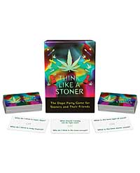 Think Like a Stoner - The Dope Party Game for Stoners & Their Fr