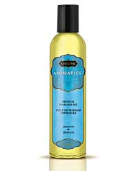 Kama Sutra Aromatics Massage Oil - 2 oz Serenity
