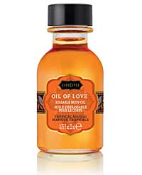 Kama Sutra Oil of Love - 0.75 oz Tropical Mango
