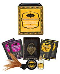 Kama Sutra The Weekender Kit - Coconut Pineapple