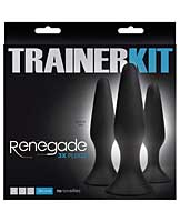 NS Novelties Renegade Sliders Trainer Kit - Black