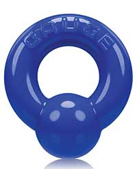 Oxballs Gauge Cockring - Police Blue