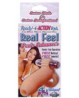 Ready-4-Action Real Feel Penis Enhancer