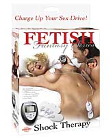 Fetish Fantasy Series Shock Therapy Electro Sex Kit