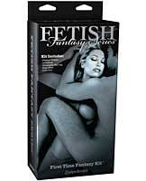 Fetish Fantasy Limited Edition Series First Time Fantasy Kit