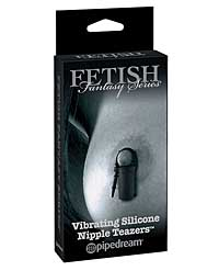 Fetish Fantasy Series Limited Edition Vibrating Silicone Nipple