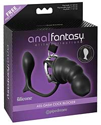 Anal Fantasy Elite Ass Gasm Cock Blocker