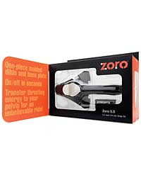 "Perfect Fit Zoro 5.5"" - Black"