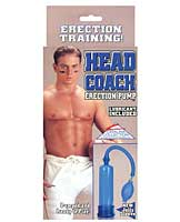 Head Coach Erection Pump