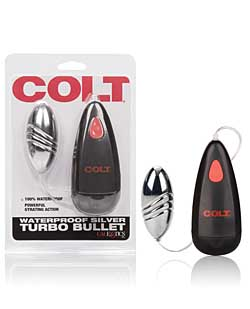 COLT Turbo Bullet Waterproof - Silver