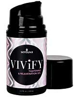 Sensuva Vivify Tightening Gel - 1.7 oz
