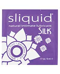 Sliquid Naturals Silk - .17 oz Pillow