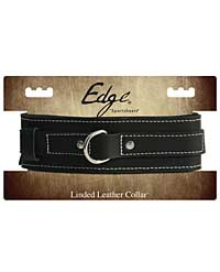 Sportsheets Edge Leather Collar