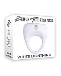 Zero Tolerance White Lighting
