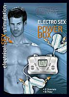 Electro Sex Digital Power Unit, Dual Channel