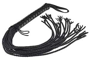 7926 Soft Braided Cat o nine tails 90 CM (3Ft)