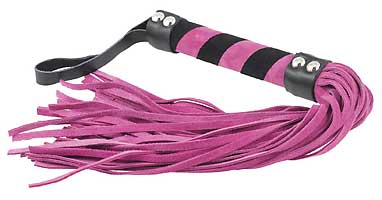 7965 Electric pink Flogger LARGE